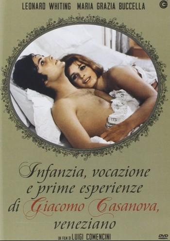 2Infanzia, vocazione e prime esperienze di Giacomo Casanova, veneziano locandina