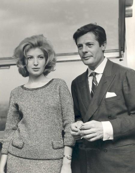 3-14 Marcello Mastroianni,Monica Vitti