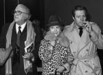 3-2 Marcello Mastroianni,Fellini Masina