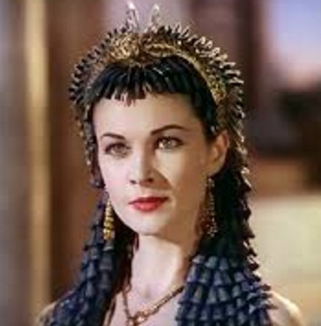 3-4 Vivien Leight inCesare e Cleopatra 1934