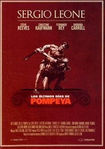 3 Gli ultimi giorni di Pompei locandina 2