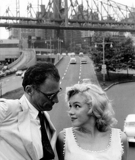 3 Marilyn Monroe e Arthur Miller