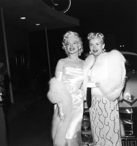 3 Marilyn Monroe e Betty Grable