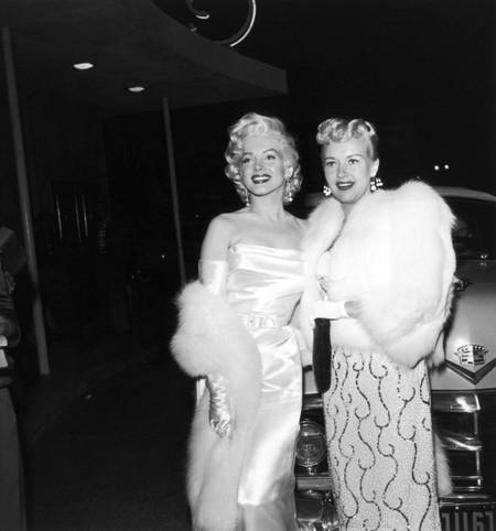 3 Marilyn Monroe e Betty Grable