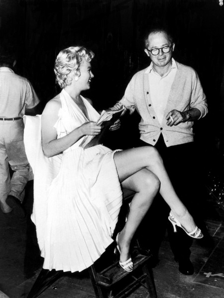3 Marilyn Monroe e Billy Wilder