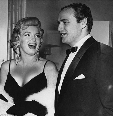 3 Marilyn Monroe e Brando