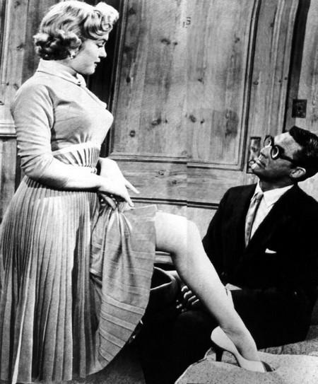 3 Marilyn Monroe e Cary Grant