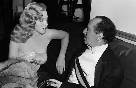 3 Marilyn Monroe e Groucho Marx