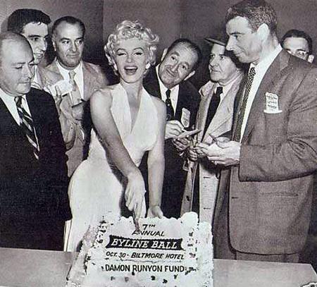 3 Marilyn Monroe e Joe Di Maggio