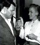 3 Marilyn Monroe e JosephMankiewicz