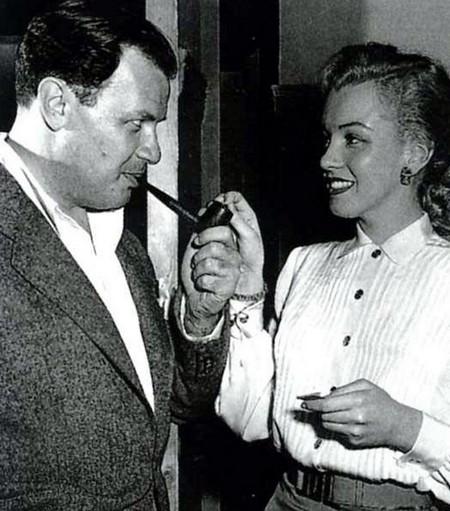 3 Marilyn Monroe e Joseph Mankiewicz