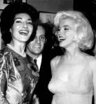 3 Marilyn Monroe e MariaCallas