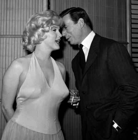 3 Marilyn Monroe e Montand