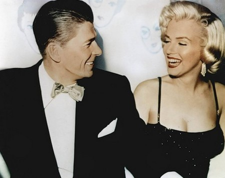 3 Marilyn Monroe e Reagan