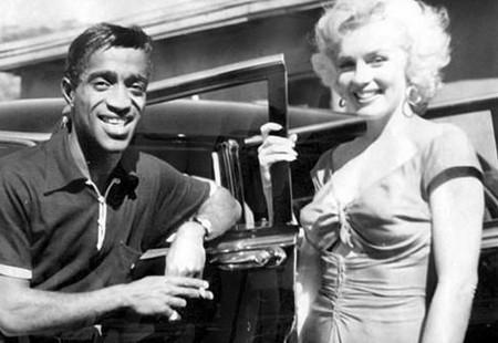 3 Marilyn Monroe e Sammy Davis