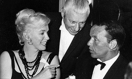 3 Marilyn Monroe e Sinatra