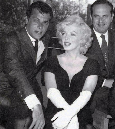 3 Marilyn Monroe e Tony Curtis
