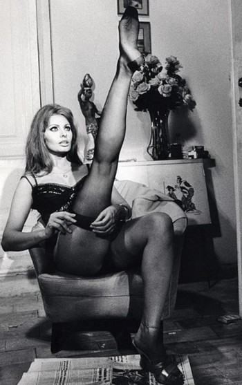 3 Sofia Loren Ieri, oggi, domani 2