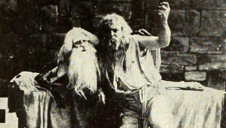 4 1 The Count of Monte Cristo 1908