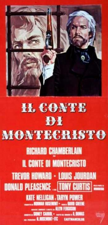 4 10 Il conte di Montecristo, film TV 1975