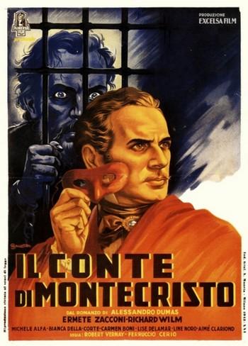 4 6 Il conte di Montecristo 1943