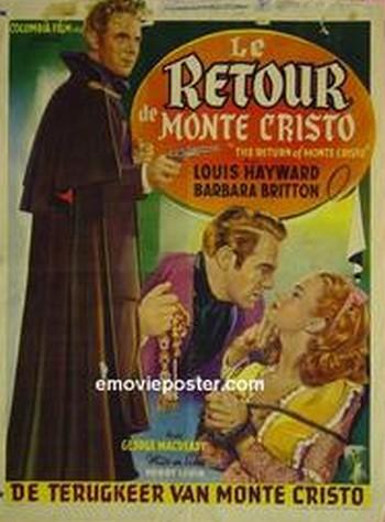 4 7 Il ritorno di Montecristo 1946