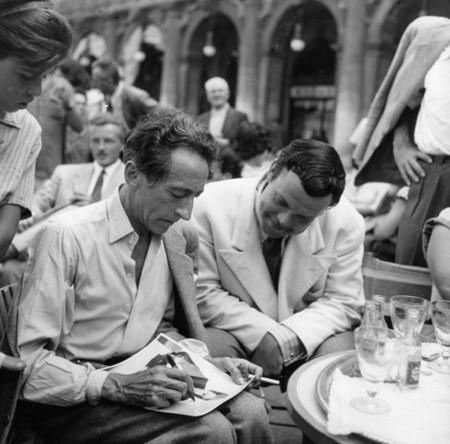 4 Jean Cocteau e Orson Welles