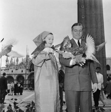 4 Laurence Olivier e Vivien Leight