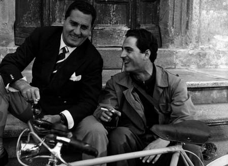 4 Nino Manfredi con Alberto Sordi