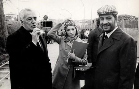 4 Nino Manfredi con De Sica e la Melato