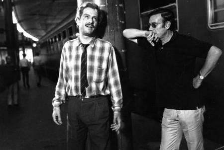 4 Nino Manfredi con Franco Brusati