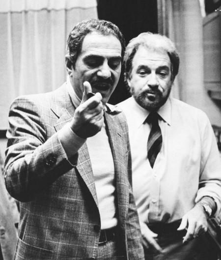 4 Nino Manfredi con Ugo Tognazzi