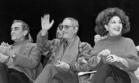 4 Nino Manfredi con Vittorio Gassman