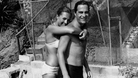 4 Nino Manfredi e Erminia Ferrari Manfredi