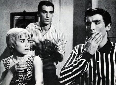 4 Vicky Ludovisi, Nino Manfredi e Gassman