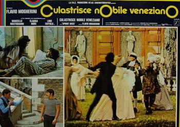 5 Culastrisce nobile veneziano