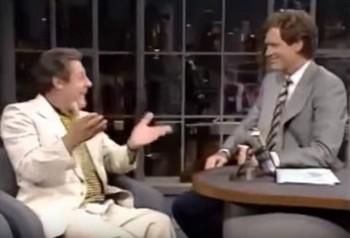 5 Mastroianni da Letterman Tv