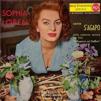 9 Sofia Loren disco 3