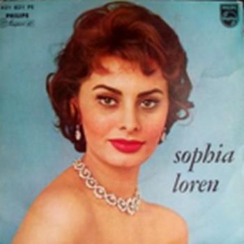 9 Sofia Loren disco 9
