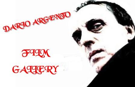 Dario Argento banner film gallery