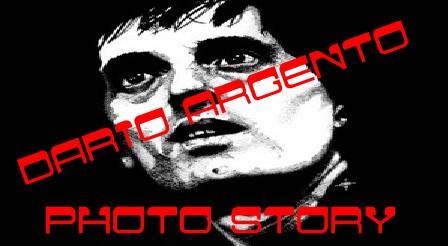 Dario Argento banner photo story