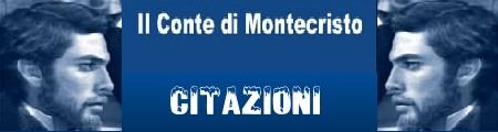 Il conte di Montecristo banner citazioni