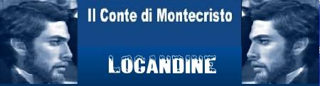 Il conte di Montecristo banner locandine
