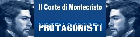 Il conte di Montecristo banner protagonisti