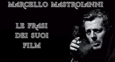 Marcello Mastroianni banner frasi dei film
