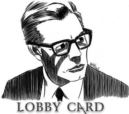 Marcello Mastroianni banner lobby card
