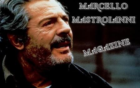 Marcello Mastroianni banner magazine