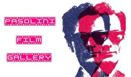 Pier Paolo Pasolini foto banner film gallery