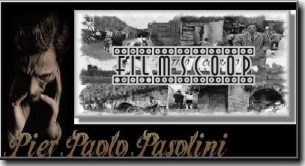 Pier Paolo Pasolini foto banner filmscoop