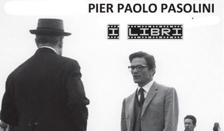 Pier Paolo Pasolini foto banner i libri